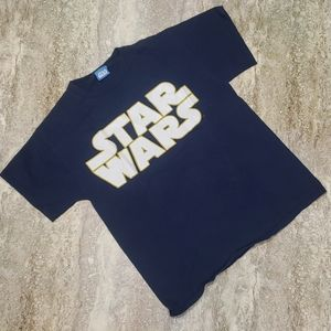 STAR WARS MENS TEE  SIZE MEDIUM
